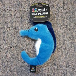 Spunky Pup Sea Plush Seahorse