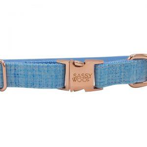 Sassy Woof Blumond Collar
