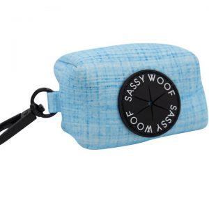 Sassy Woof Blumond Waste Bag Holder