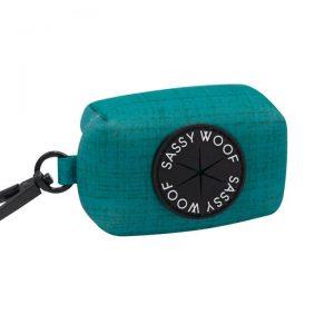 Sassy Woof Napa Waste Bag Holder